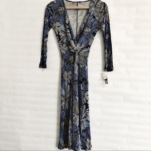 Rena Lange Printed Dress
